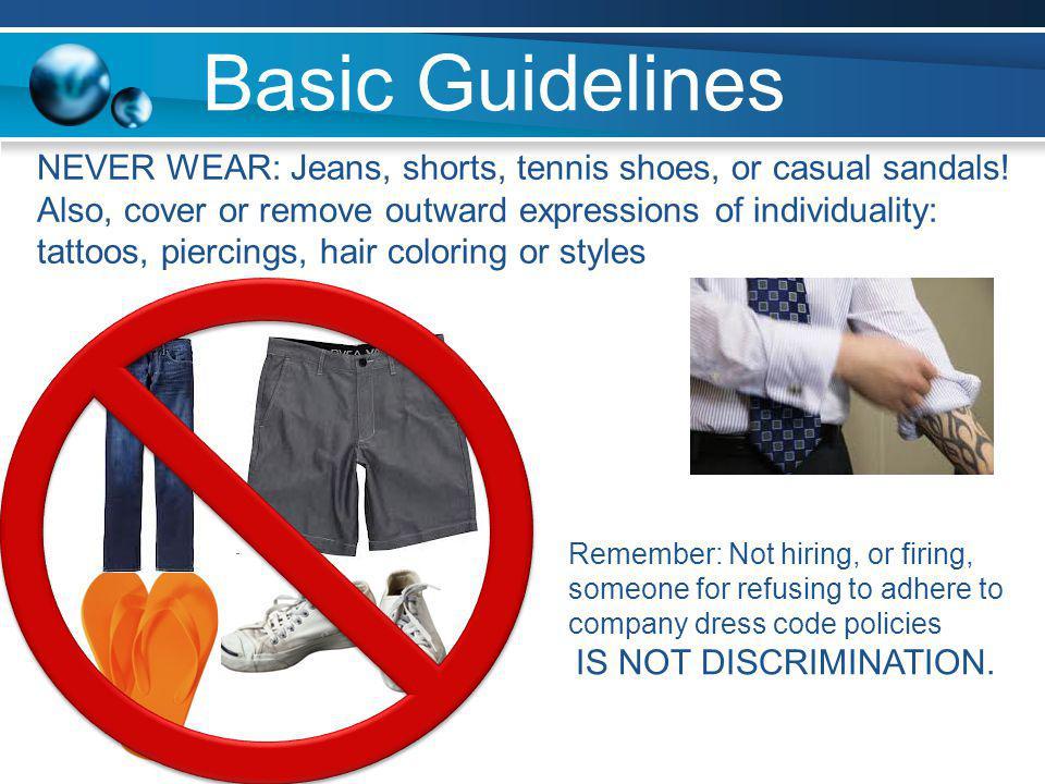 Mens Professional Dress Men should wear: -Button down shirt *TUCKED IN* -Tie -Slacks -Dress shoes -Belt