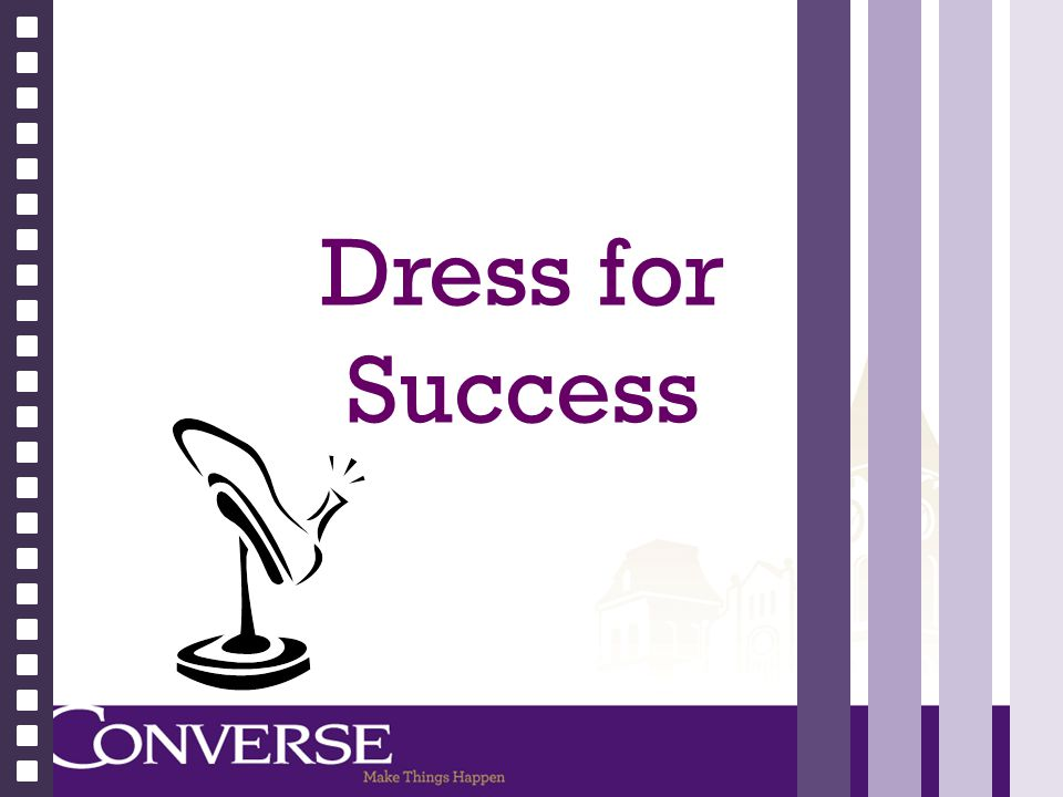 Your BRAND First impression Messages conveyed Confidence Ability Organized