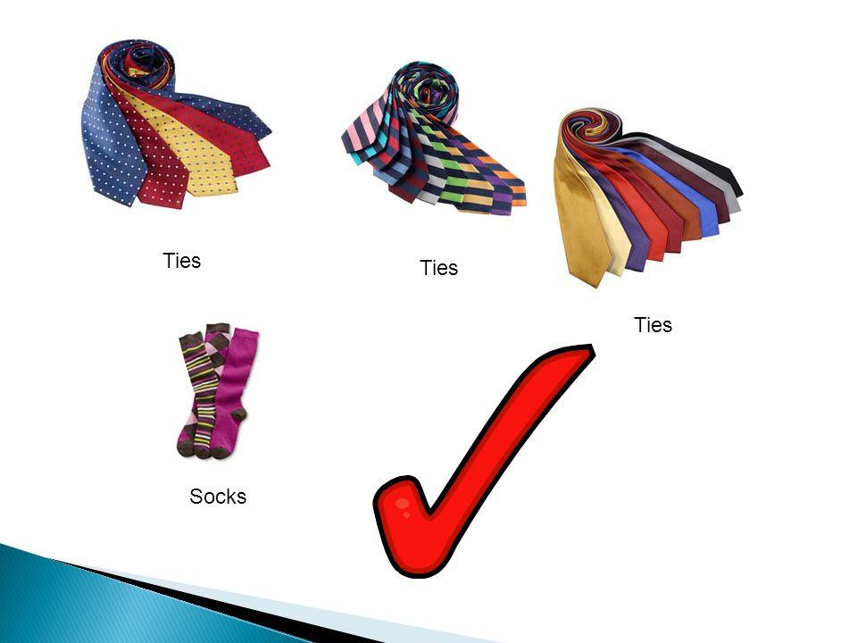 Ties Socks