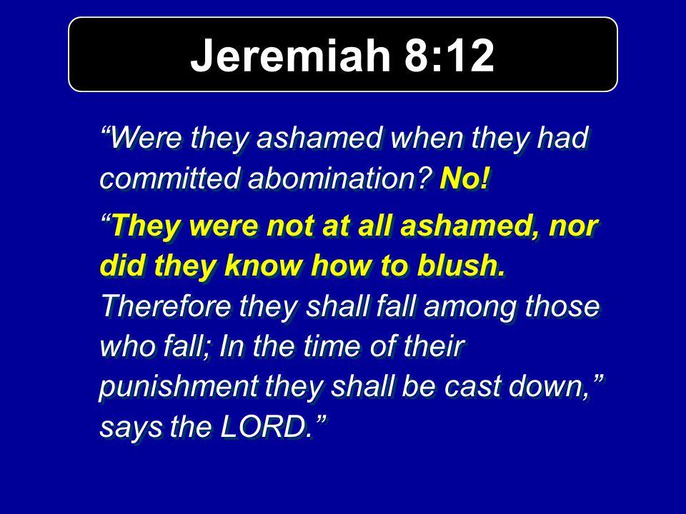Naked, no shame before sin (Gen.