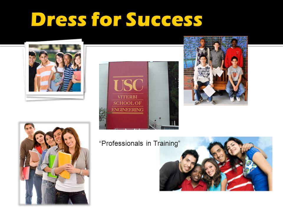 Professionals in Training