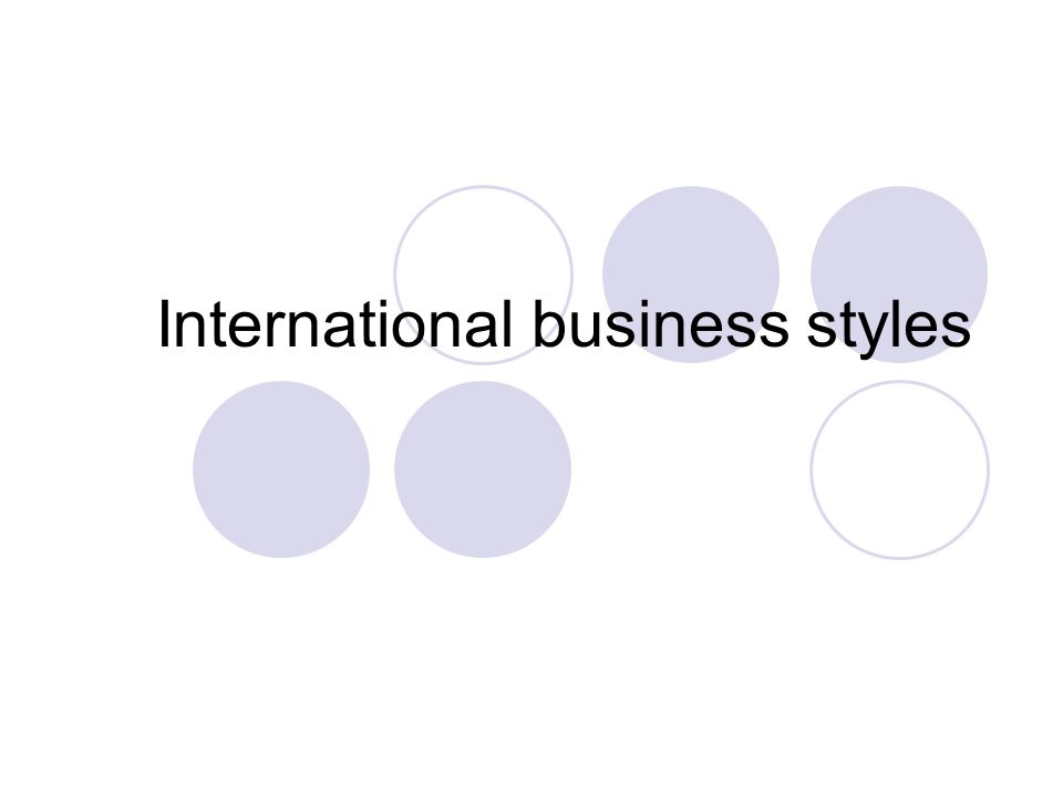 Business dress: Canadians prefer comfortable, tasteful clothing which is also conservative in most cases.