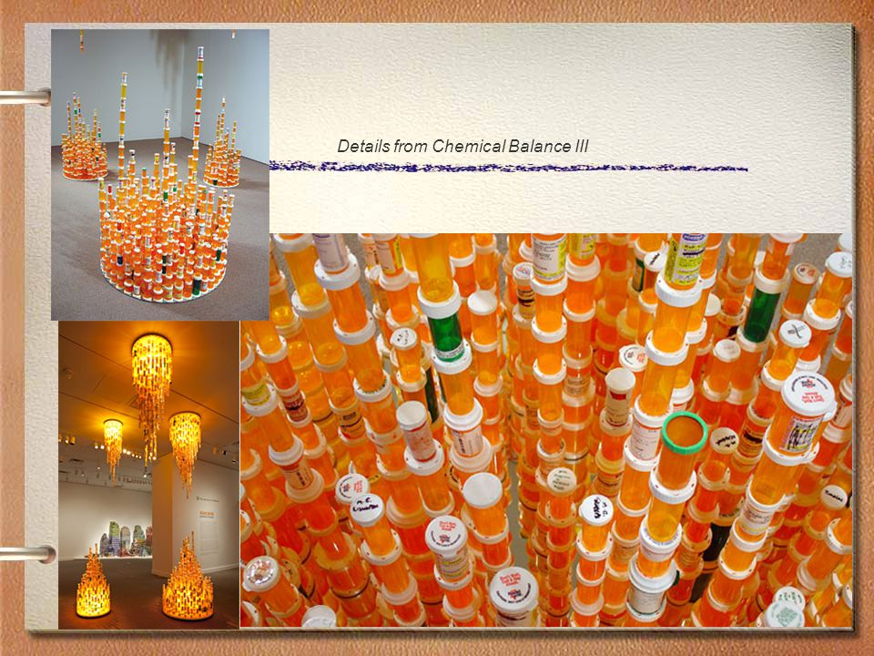 Details from Chemical Balance III