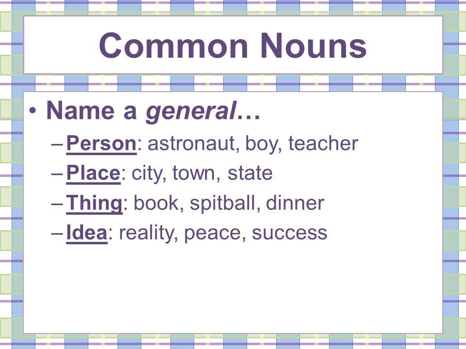 Pronouns Pronouns are substitutes for nouns; Pronouns are the stunt doubles for nouns.
