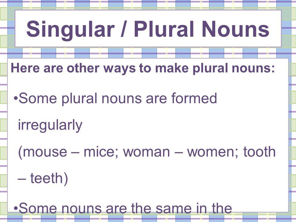 Pronouns Identify the possessive pronoun(s) in each of the following sentences.