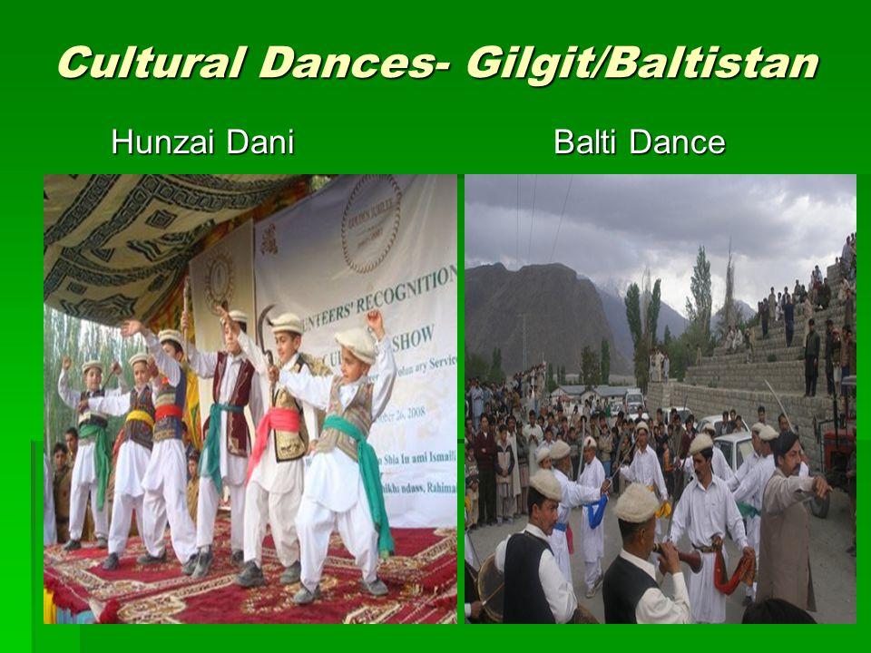 Cultural Dances- Gilgit/Baltistan Balti Dance Hunzai Dani