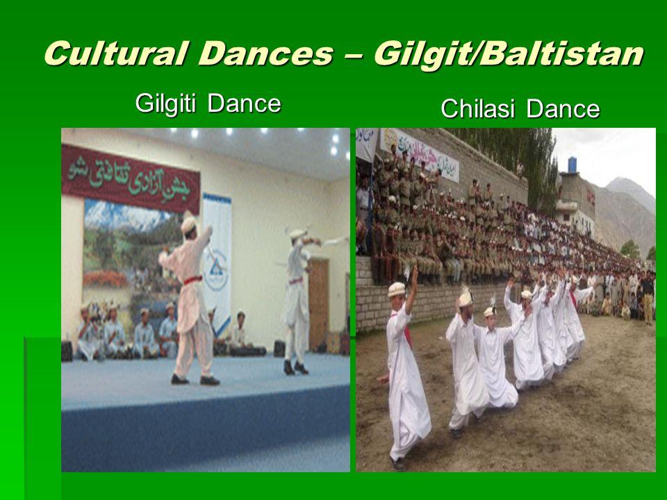 Cultural Dances – Gilgit/Baltistan Chilasi Dance Gilgiti Dance