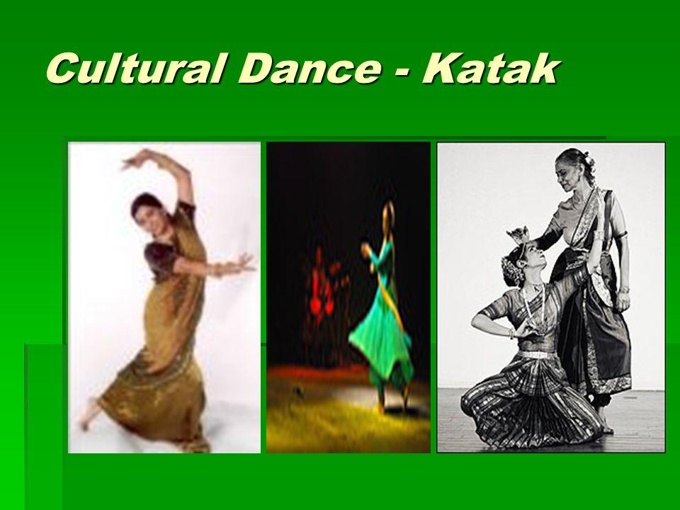 Cultural Dance - Katak