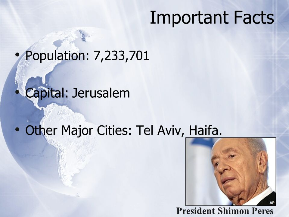 People They speak Hebrew and Arabic.They are called Jewish people.