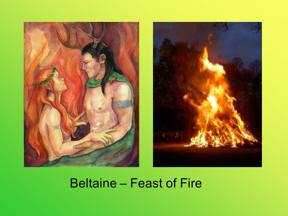 Beltaine – Feast of Fire