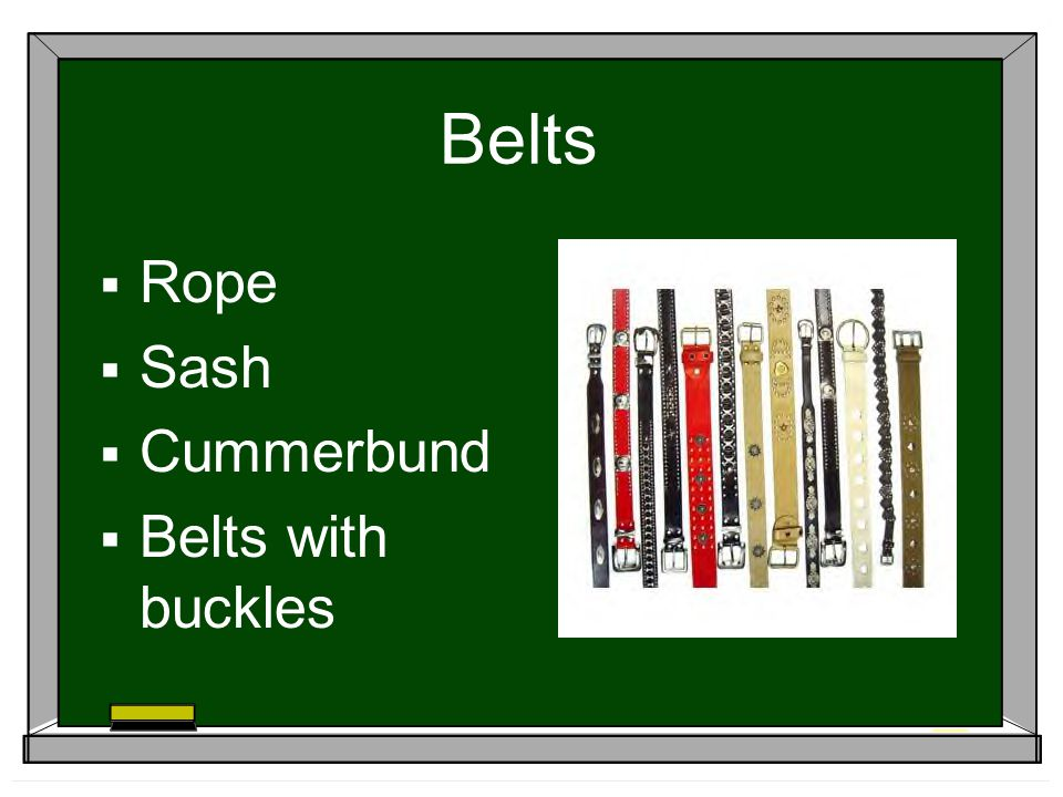 Belts Rope Sash Cummerbund Belts with buckles