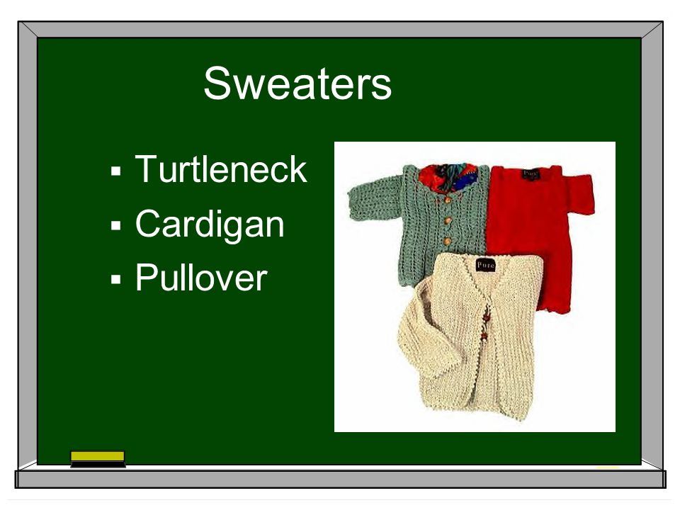 Sweaters Turtleneck Cardigan Pullover