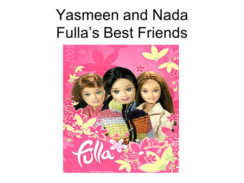 Unlike Barbie, Fulla does not date