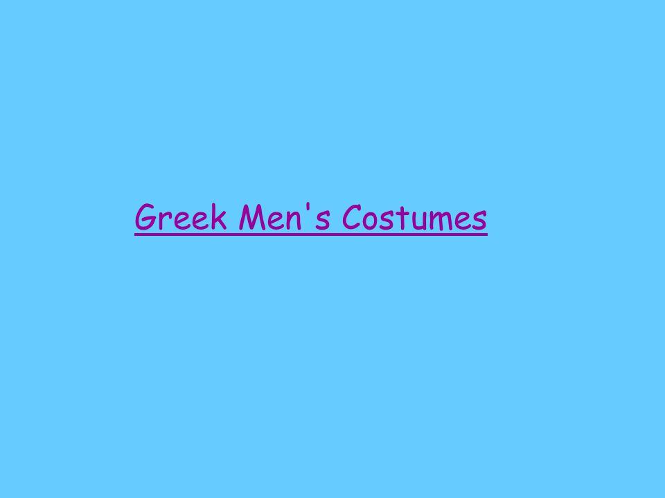 Greek Women's Costumes