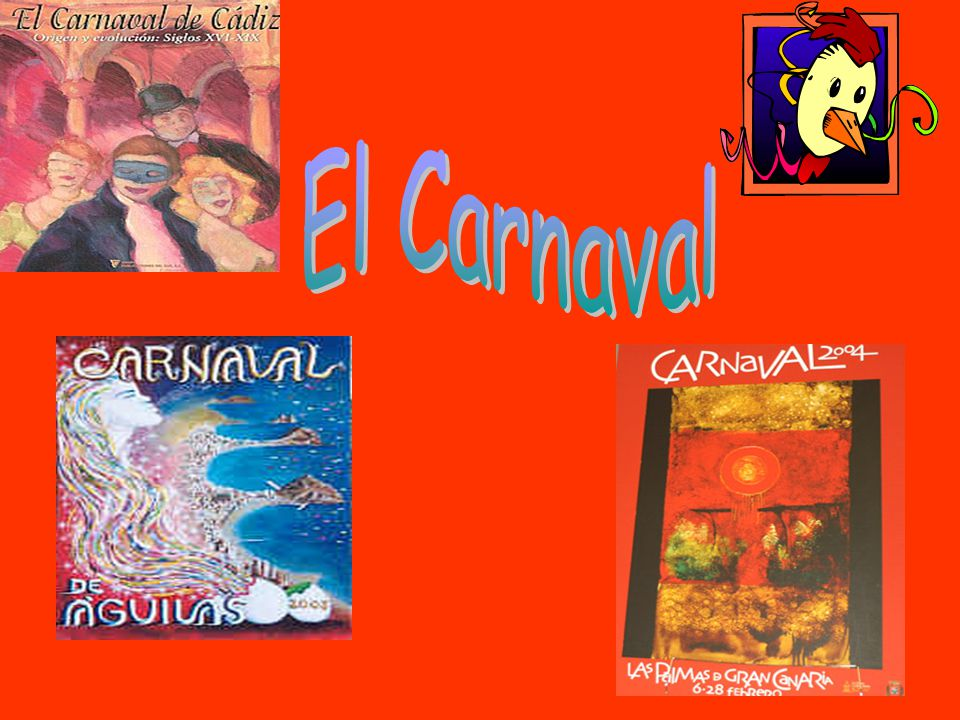 HISTORY - Many people associate mascaras (masks) with Carnaval.