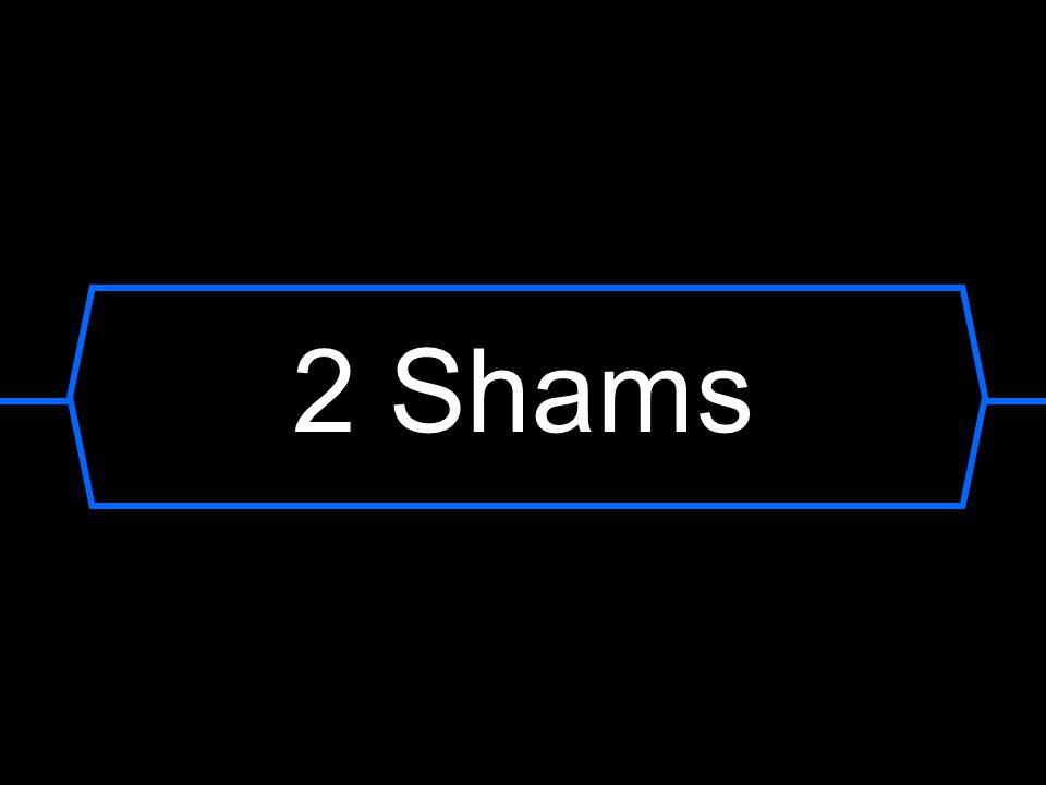 8 Shams