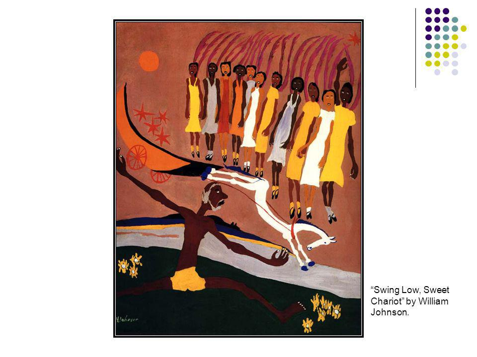 Swing Low, Sweet Chariot by William Johnson.