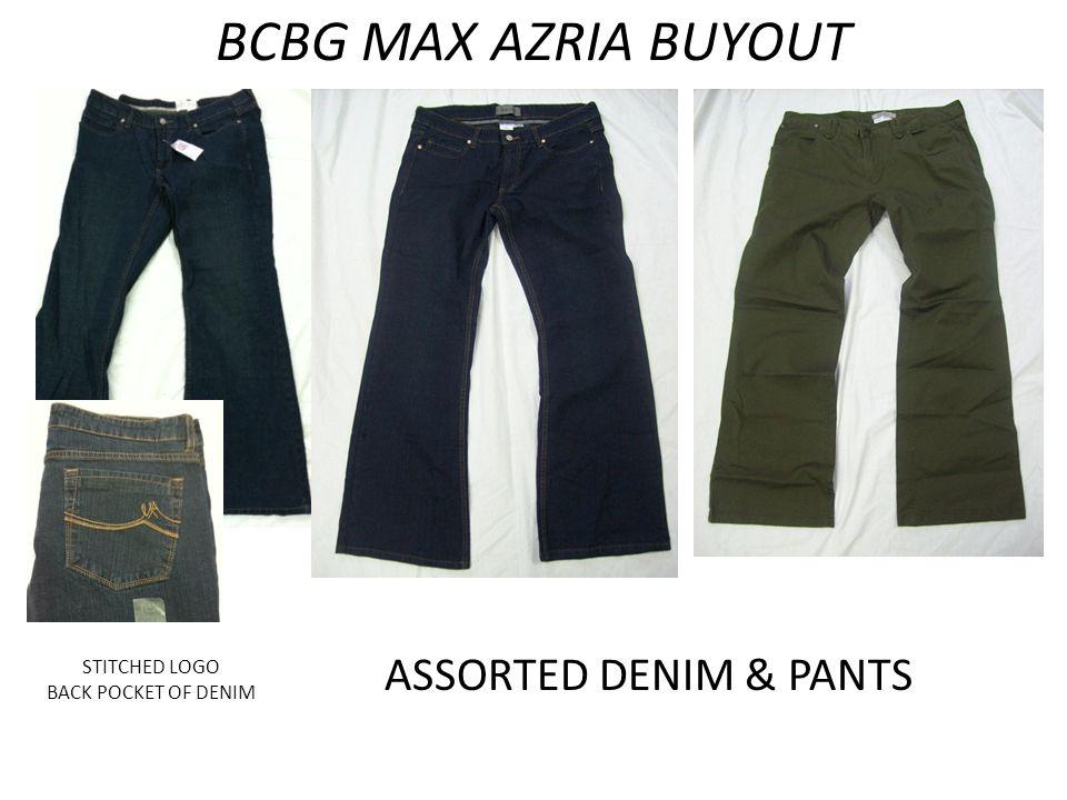 BCBG MAX AZRIA BUYOUT ASSORTED DRESSES & SKIRTS