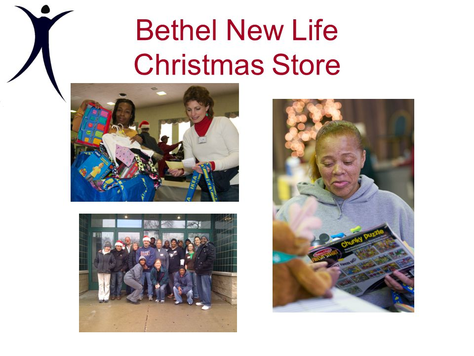 Bethel New Life Christmas Store