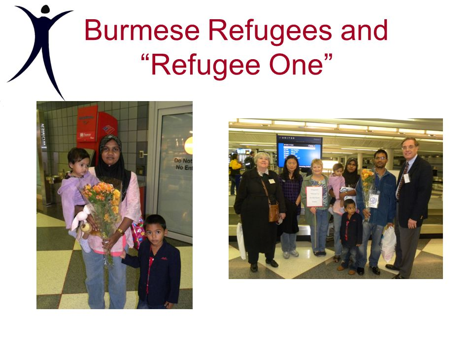 Burmese Refugees and Refugee One