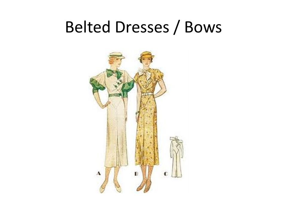 Detailed Silk Dress – Full Color and Belt