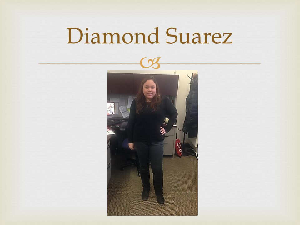 Diamond Suarez