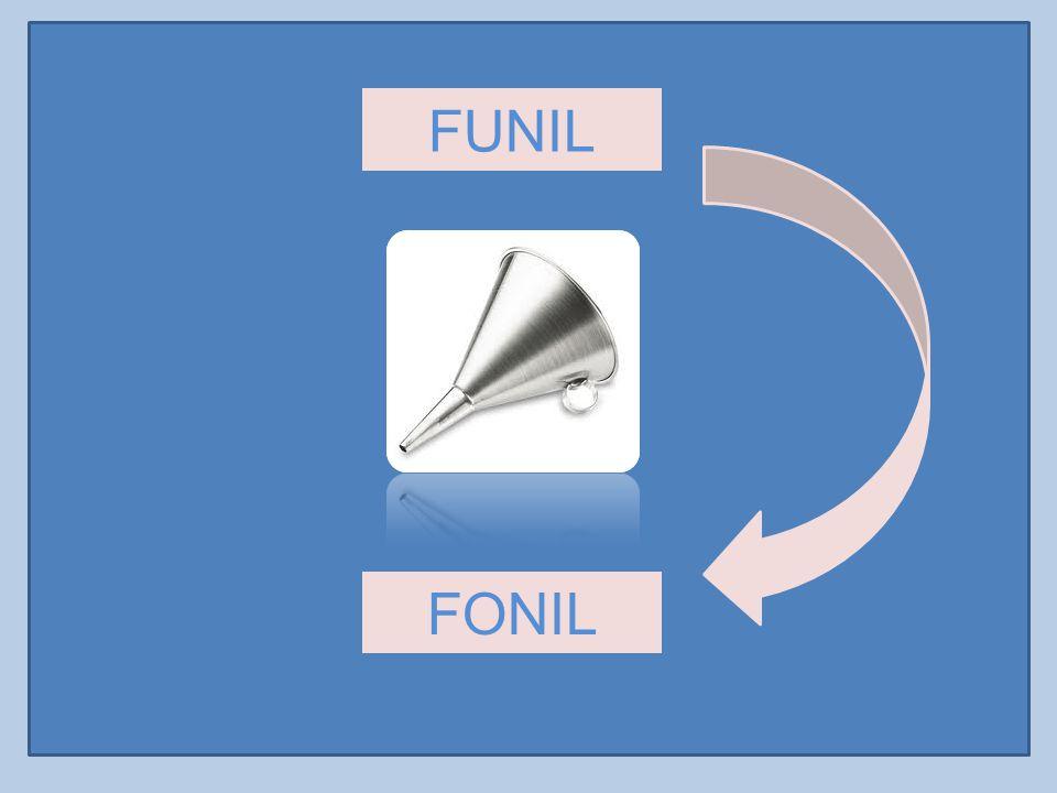 FUNIL FONIL