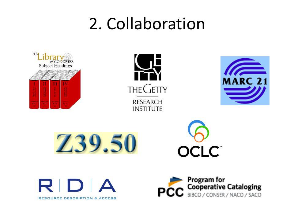 2. Collaboration