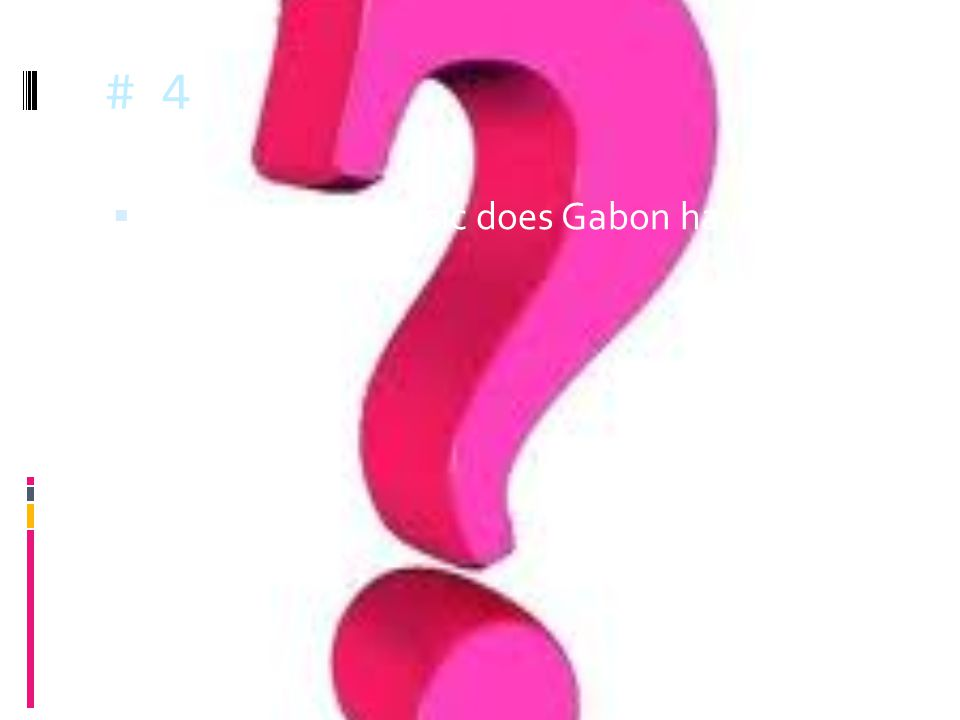 # 4 What type of music does Gabon have