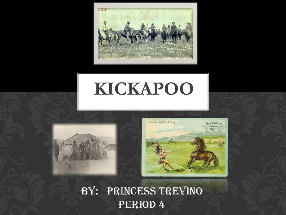 By: Princess Trevino Period 4