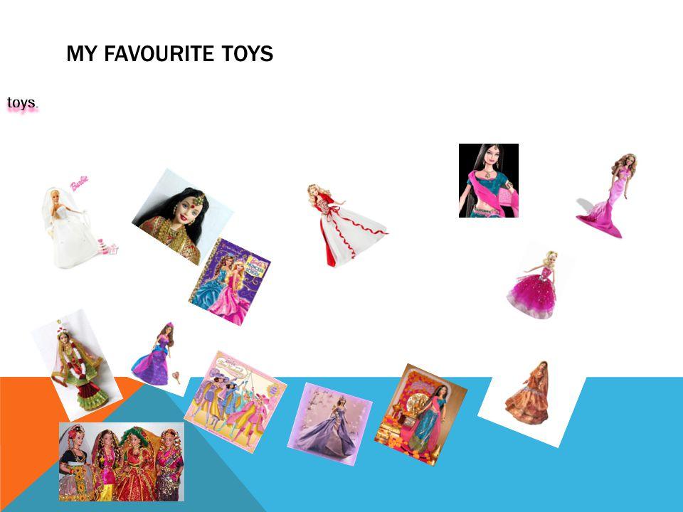 MY FAVOURITE TOYS toys.