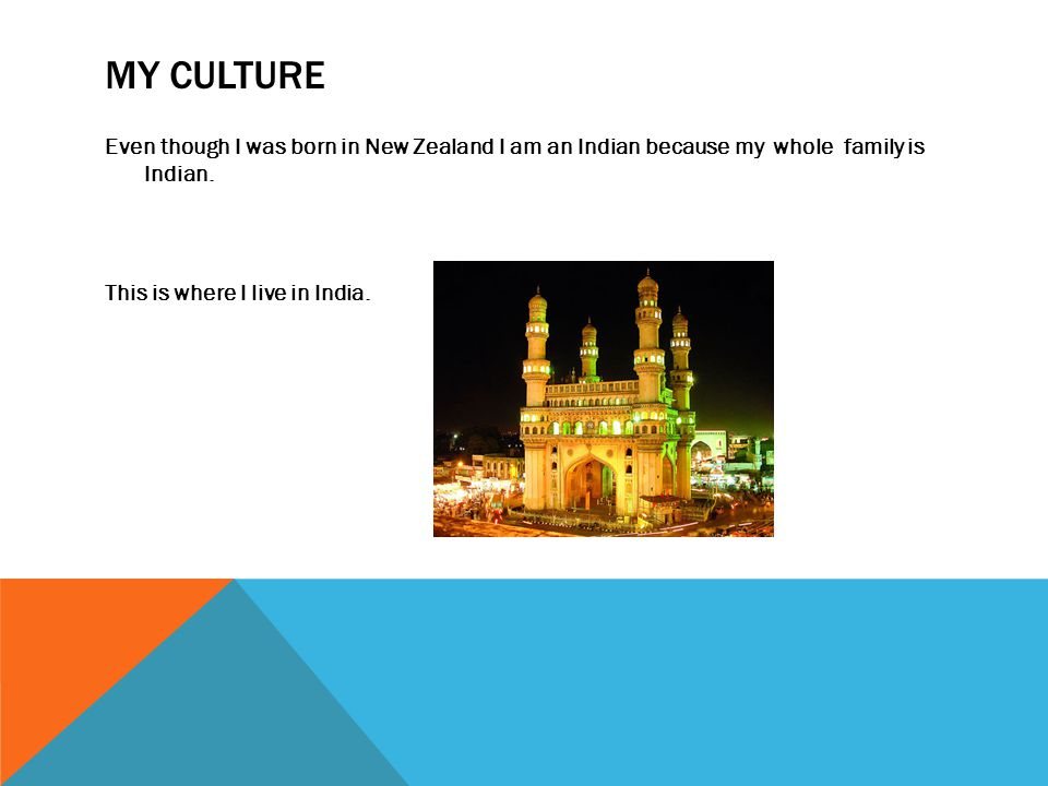ABOUT MY COUSINS My cousins live in India.I dont know most of my cousins because I have heaps of cousins.