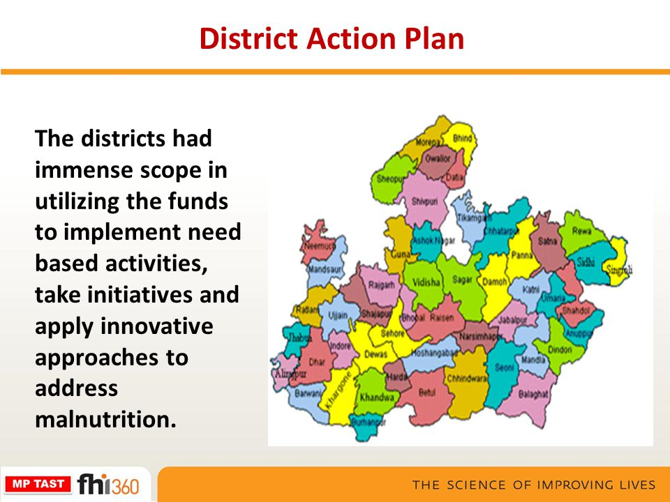 Initial Review Review meeting held from 17 th – 26 th September 2012 Based on the presentations made by the District officials, thematic areas were identified for documentation and eighteen districts were identified for process documentation.
