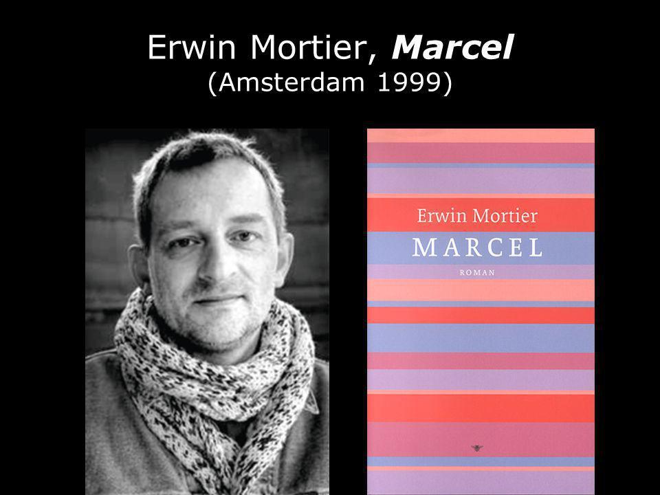 Erwin Mortier, Marcel (Amsterdam 1999)