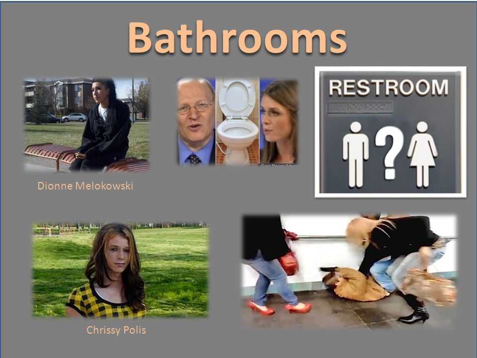 Bathrooms Dionne Melokowski Chrissy Polis