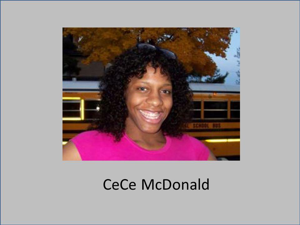 CeCe McDonald