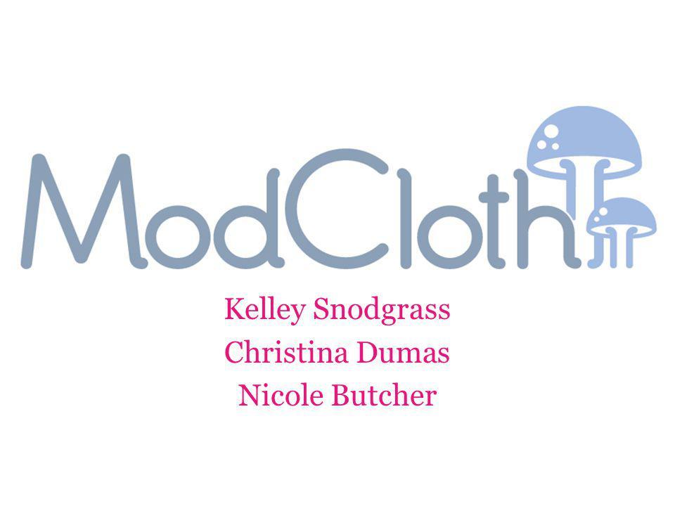 Kelley Snodgrass Christina Dumas Nicole Butcher