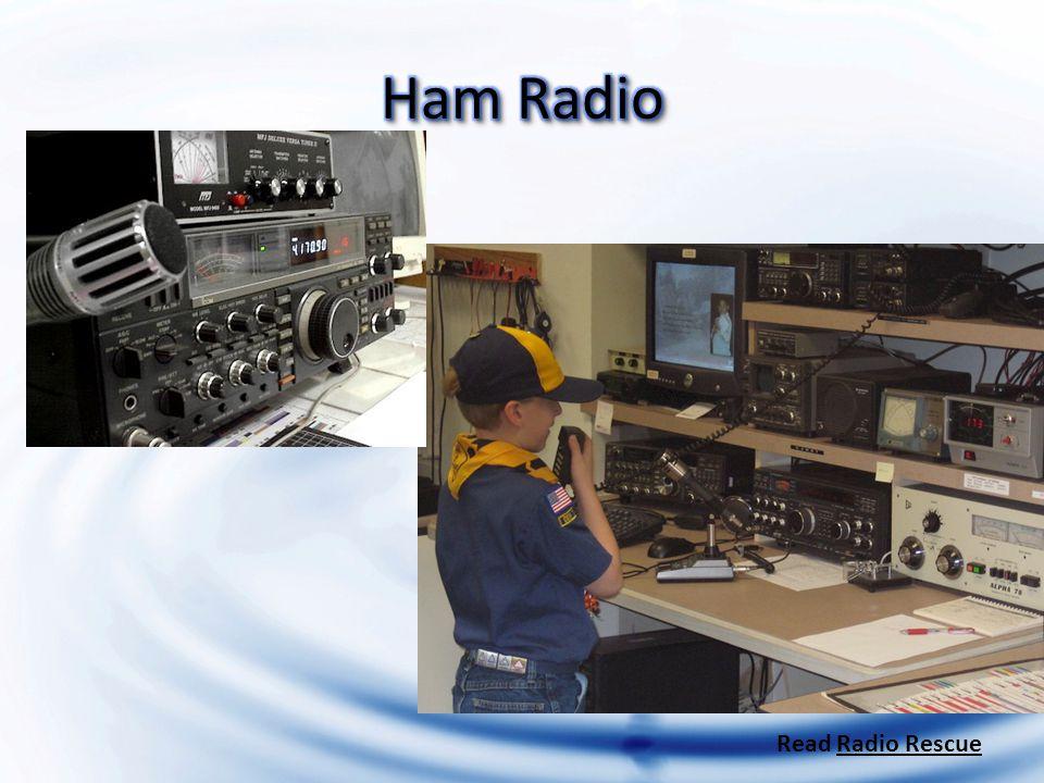 Read Radio Rescue