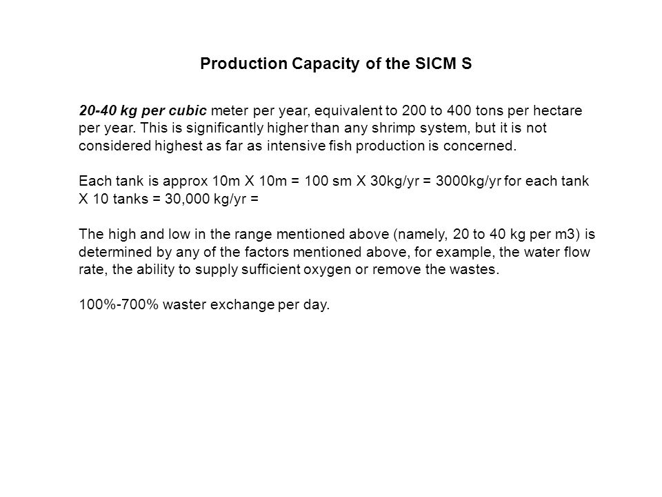 20-40 kg per cubic meter per year, equivalent to 200 to 400 tons per hectare per year.