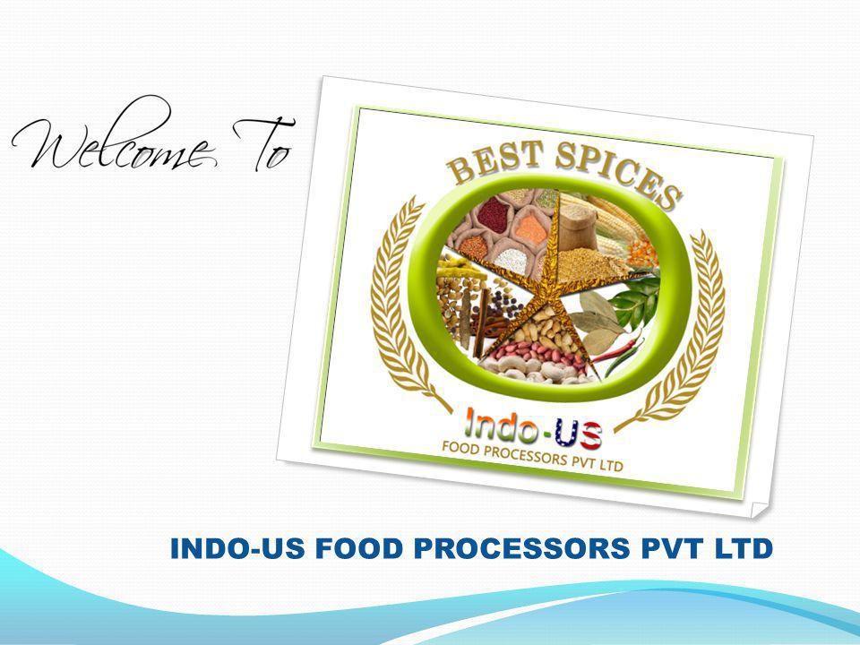 INDO-US FOOD PROCESSORS PVT LTD