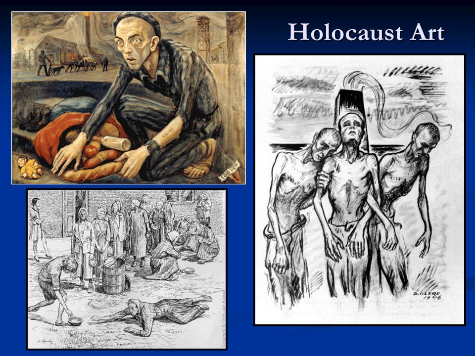 Holocaust Art Holocaust Art
