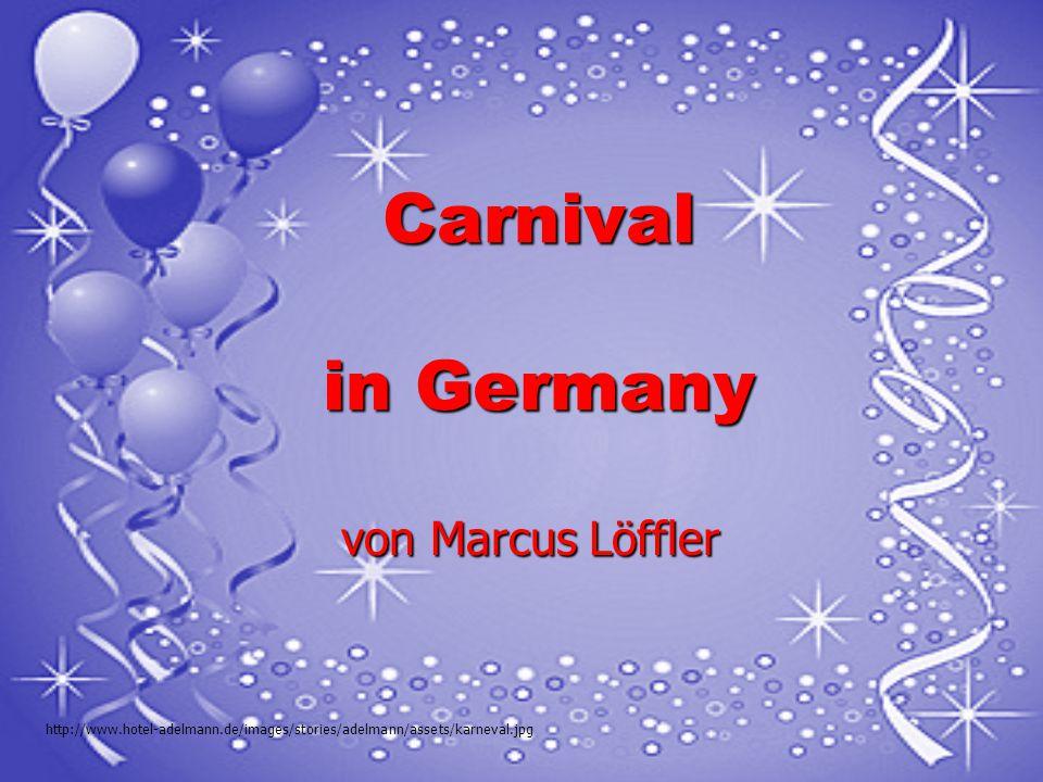 Carnival in Germany von Marcus Löffler http://www.hotel-adelmann.de/images/stories/adelmann/assets/karneval.jpg