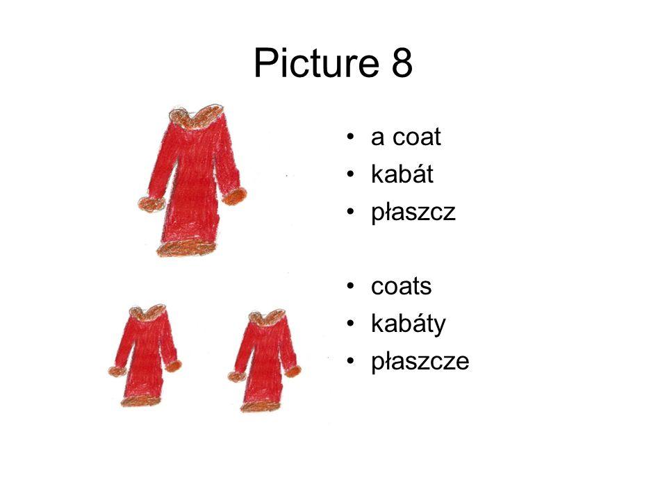Picture 8 a coat kabát płaszcz coats kabáty płaszcze