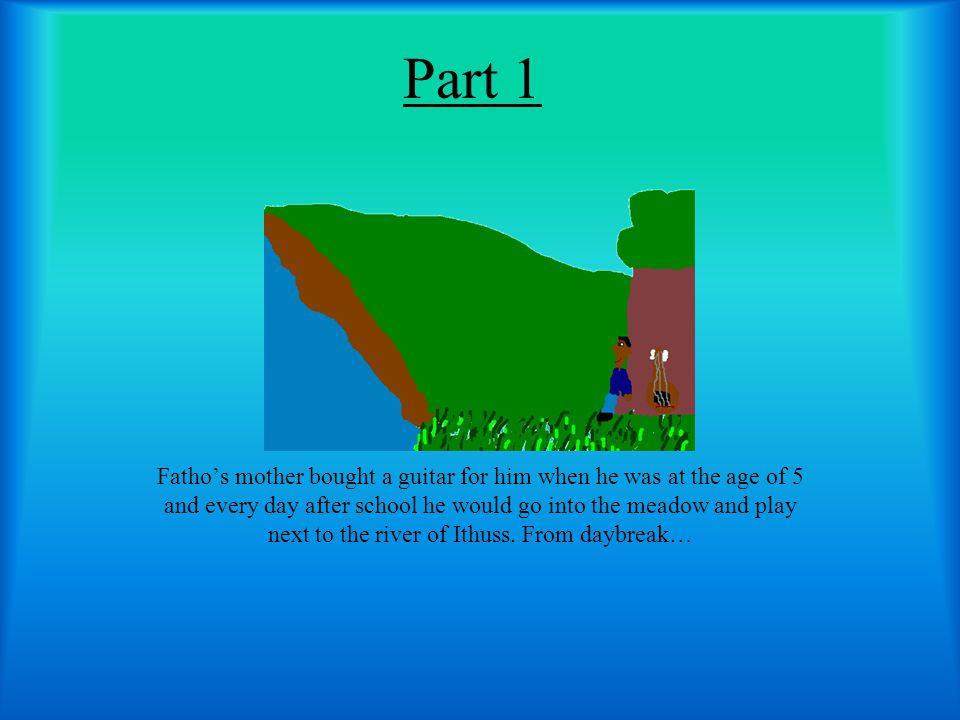 Fathos Story The story of how Fatho became a god.