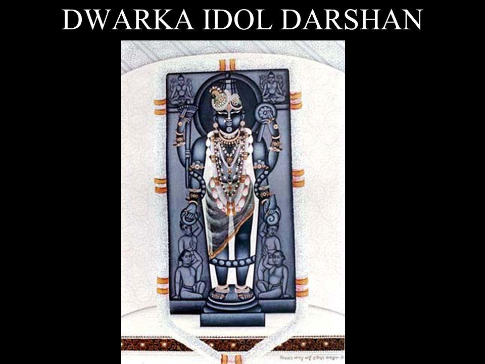 GOKUL IDOL DARSHAN