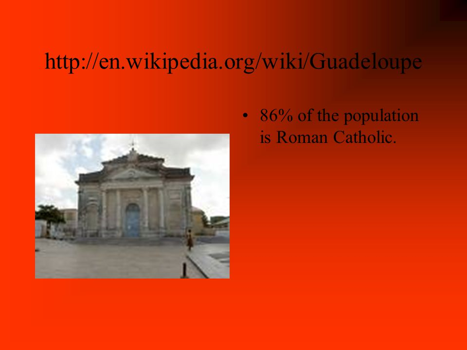 http://en.wikipedia.org/wiki/Guadeloupe The life expectancy for Guadeloupe is 78.06 years of age.