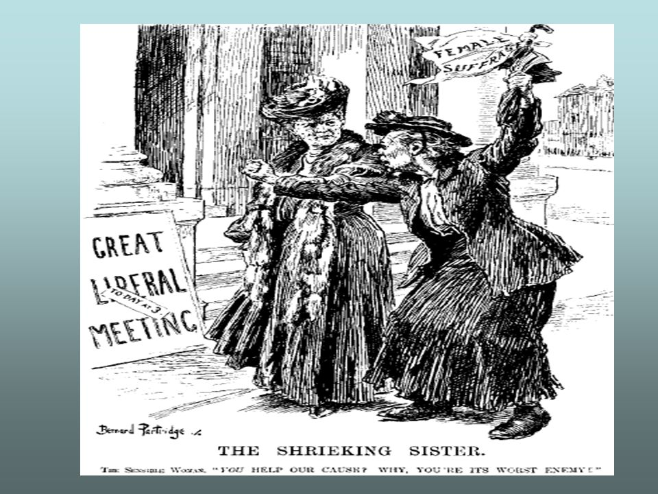 How effective were the Suffragettes?