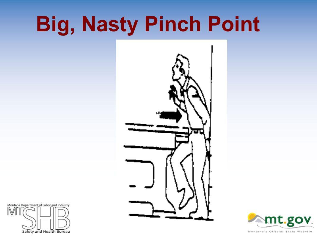 Big, Nasty Pinch Point