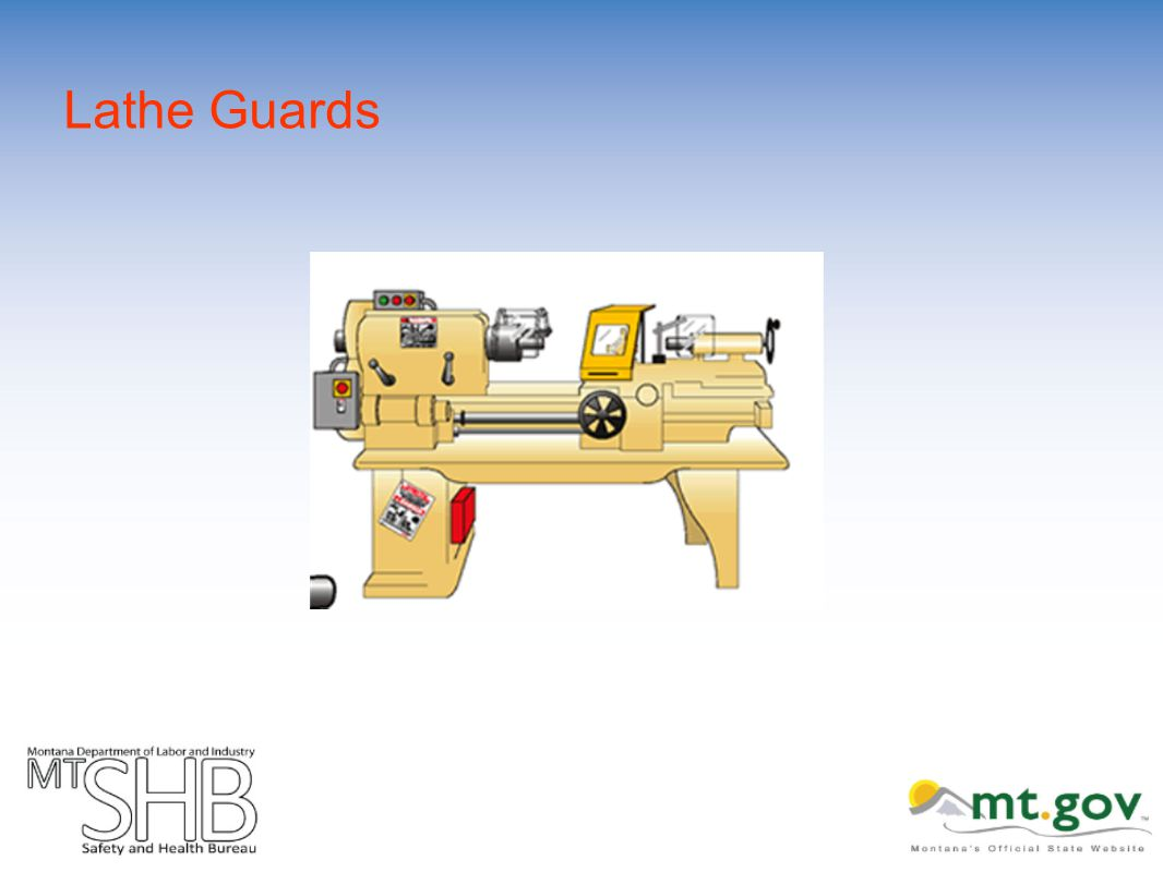 Lathe Guards