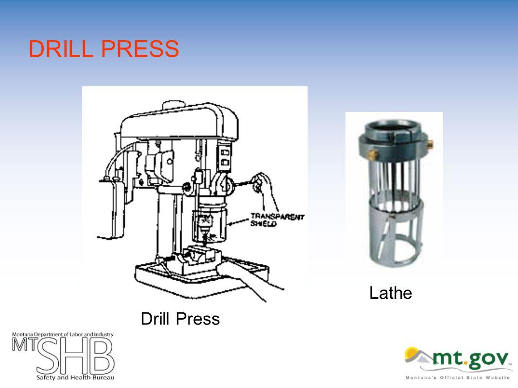 DRILL PRESS Drill Press Lathe